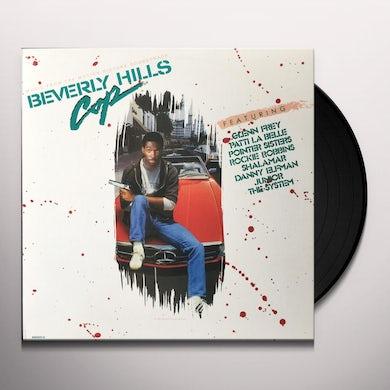 BEVERLY HILLS COP / Original Soundtrack Vinyl Record
