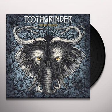 Toothgrinder NOCTURNAL MASQUERADE (YELLOW VINYL) Vinyl Record