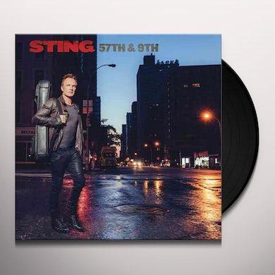 Sting 57TH & 9TH (LP) Vinyl Record