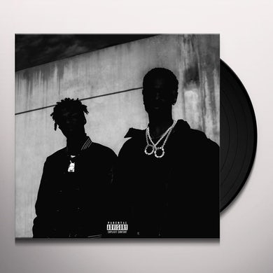 Big Sean DOUBLE OR NOTHING Vinyl Record