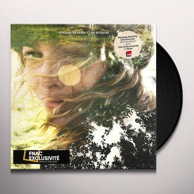Vanessa Paradis LES SOURCES Vinyl Record