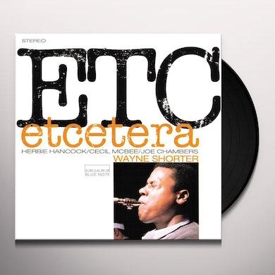 Wayne Shorter ETCETERA Vinyl Record