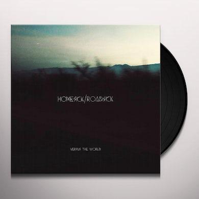 Versus The World Homesick/Road (Lp) Vinyl Record