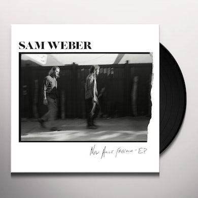 Sam Weber NEW AGILE FREEDOM Vinyl Record