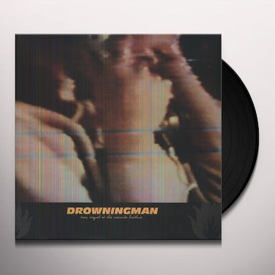 Drowningman BUSY SIGNAL AT THE SUICIDE HOTLINE Vinyl Record