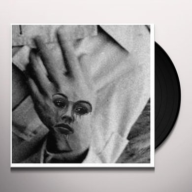 Black Moth Super Rainbow EATING US Vinyl Record