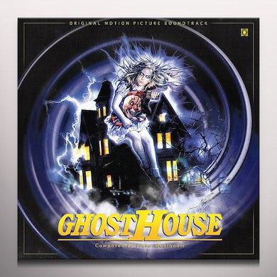 Piero Montanari GHOSTHOUSE / Original Soundtrack Vinyl Record