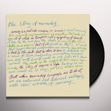 STORY OF MOONDOG Vinyl Record