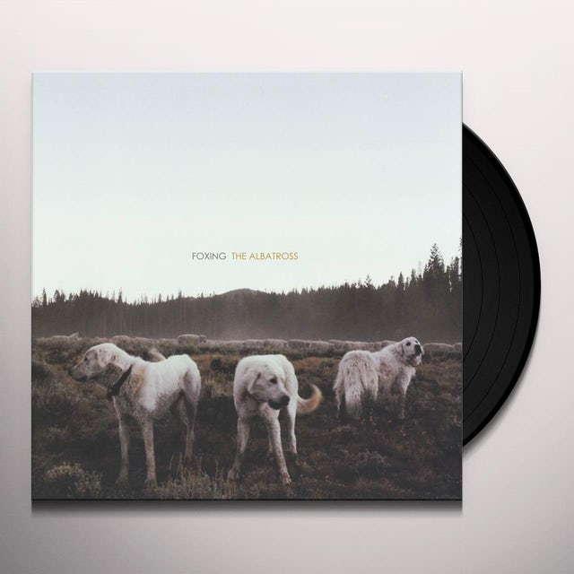 Foxing ALBATROSS (BLUE/WHITE VINYL) (DLCD)