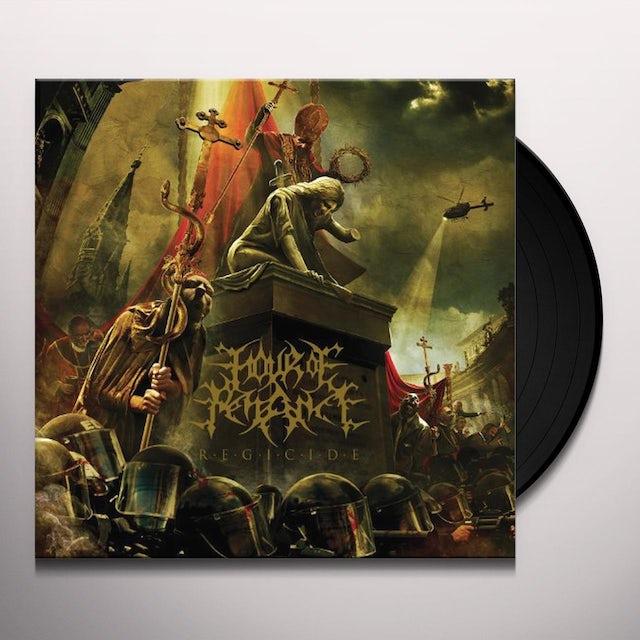 Hour Of Penance REGICIDE Vinyl Record