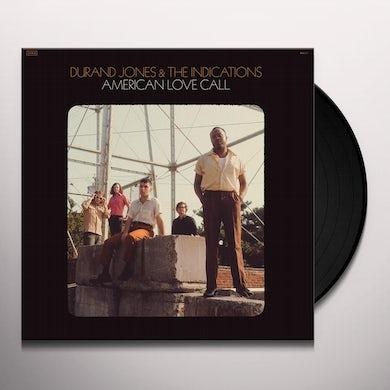 Durand Jones & The Indications AMERICAN LOVE CALL Vinyl Record