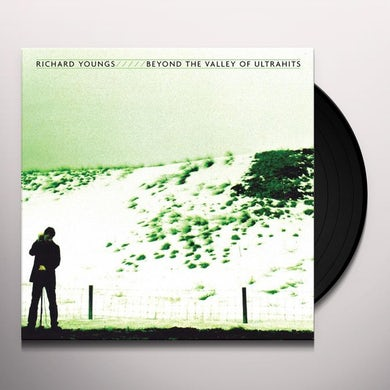 Richard Youngs BEYOND THE VALLEY OF ULTRAHITS Vinyl Record