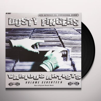 Dusty Fingers 17 Vinyl Record