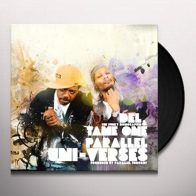 Del The Funky Homosapien PARALLEL UNI-VERSES Vinyl Record