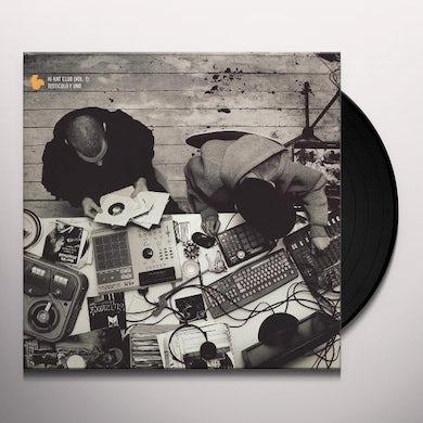 Testiculo Y Uno VOL. 1-HI-HAT CLUB Vinyl Record - Sweden Release