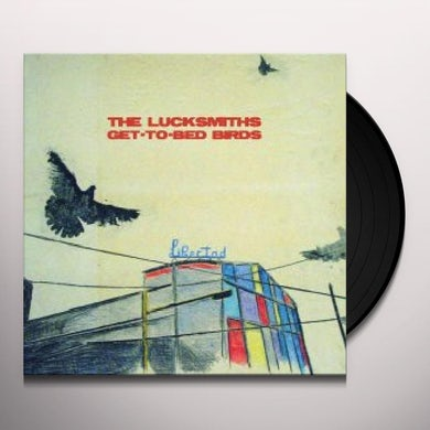 The Lucksmiths GET-TO-BED BIRDS Vinyl Record