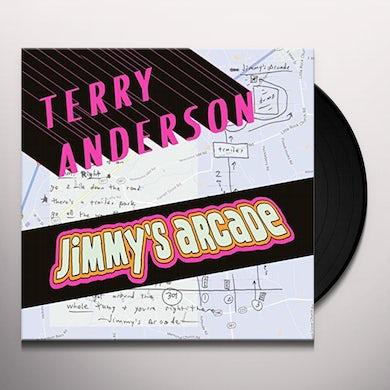 Terry Anderson JIMMY'S ARCADE Vinyl Record