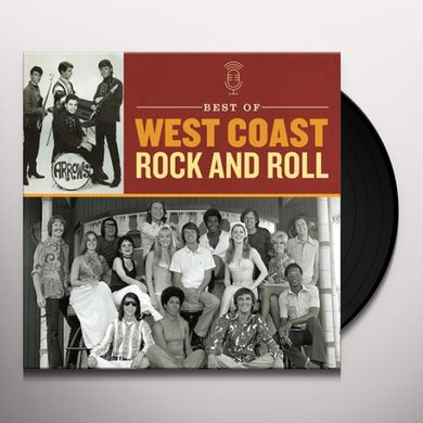 Best Of West Coast Rock & Roll / Various Vinyl Record
