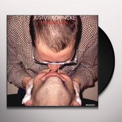 Justus Köhncke HOMOGEN Vinyl Record