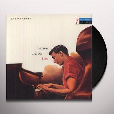 Bernie Nerow TRIO Vinyl Record