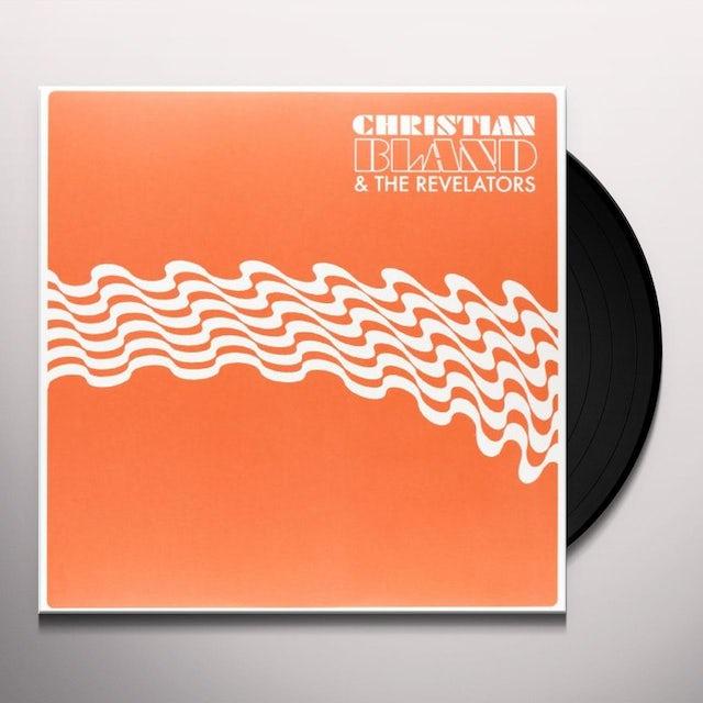 Christian Bland & Revelators LOST ALBUM Vinyl Record