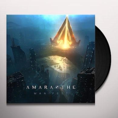 Amaranthe Manifest Vinyl Record