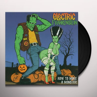 HOW TO MAKE A MONSTER (20TH ANNIVERSARY EDITION) Vinyl Record