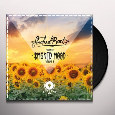 SmokedBeat SMOKED MOOD VOL. 3 Vinyl Record