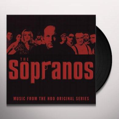 SOPRANOS / VARIOUS Vinyl Record