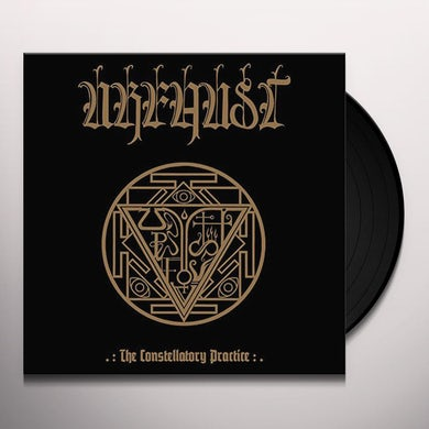 Urfaust CONSTELLATORY PRACTISE Vinyl Record