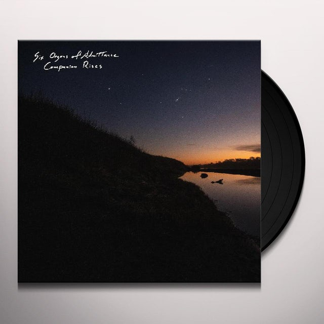 Six Organs Of Admittance COMPANION RISES Vinyl Record