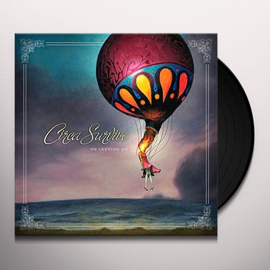 Circa Survive ON LETTING GO: DELUXE TEN YEAR EDITION Vinyl Record