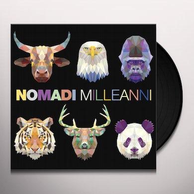 Nomadi MILLEANNI Vinyl Record