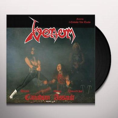 Venom Canadian assault Vinyl Record