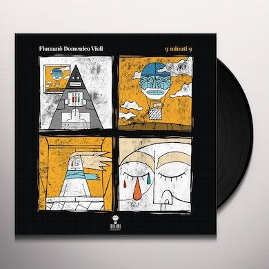 Domenico Violi Fiumano 9 MINUTI 9 Vinyl Record