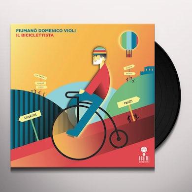 Domenico Violi Fiumano IL BICICLETTISTA Vinyl Record