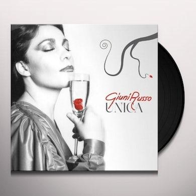 Giuni Russo UNICA Vinyl Record