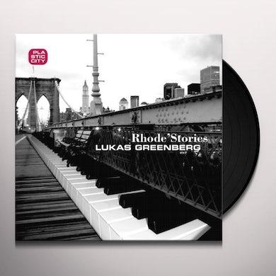 Lukas Greenberg RHODE'STORIES (GER) (Vinyl)