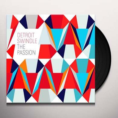 Detroit Swindle PASSION Vinyl Record