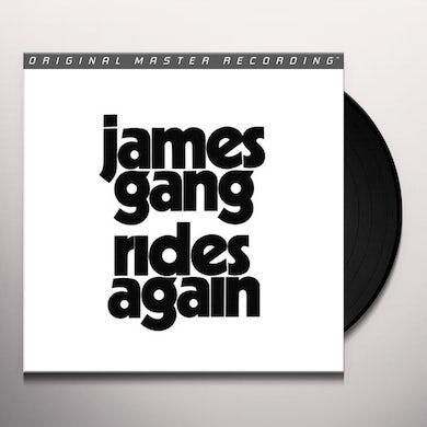 James Gang RIDES AGAIN Vinyl Record