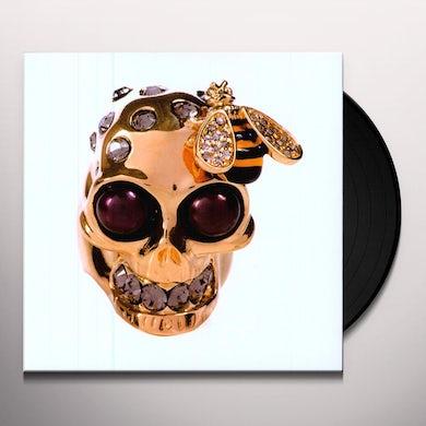Klaxons Sweetheart/Speedway/Super Subway Comedian Vinyl Record
