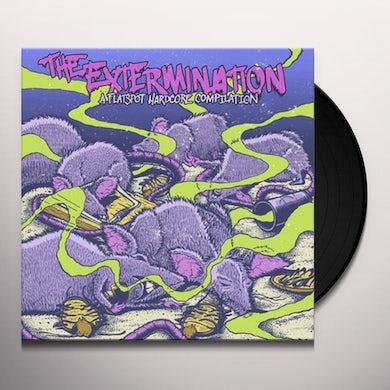 Extermination: Flatspot Hardcore / Various Vinyl Record