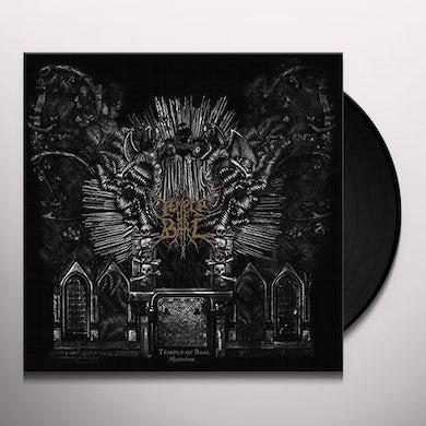 TEMPLE OF BAAL MYSTERIUM Vinyl Record