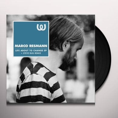 Marco Resmann LIFE ABOUT TO CHANGE Vinyl Record