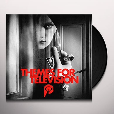 Johnny Jewel THEMES FOR TELEVISION Vinyl Record