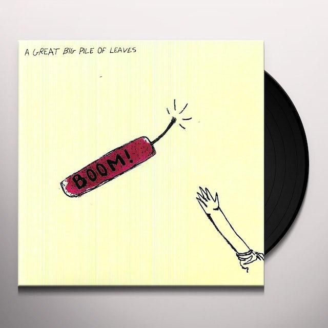A Great Big Pile BOOM Vinyl Record