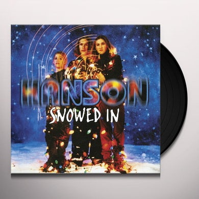 Hanson SNOWED IN Vinyl Record