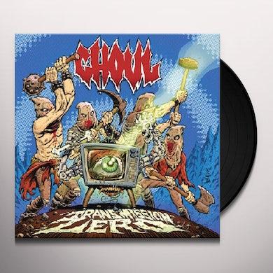 Ghoul TRANSMISSION ZERO Vinyl Record