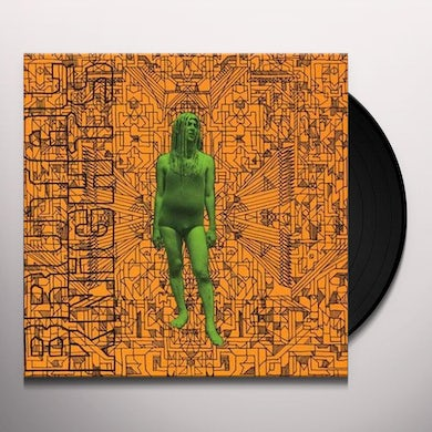Brutal Knights LIVING BY YOURSELF Vinyl Record