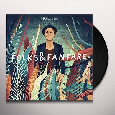 JPATTERSSON FOLKS & FANFARE Vinyl Record